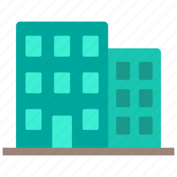building, company, factory, industrial, industry, office, workplace icon
