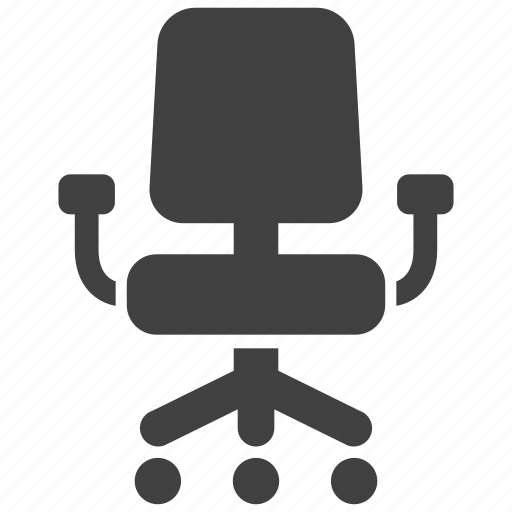 business, chair, chief, furniture, manager, office, sit icon