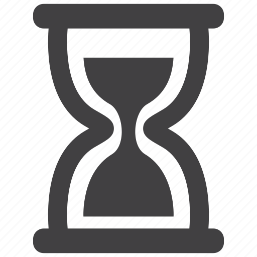 clock, sand, sand clock, schedule, time, timer, watch icon