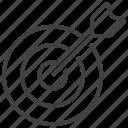 target, aim, arrow, arrows, bullseye, goal, marketing