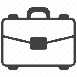 bag, briefcase, business, case, cash, portfolio, suitcase icon