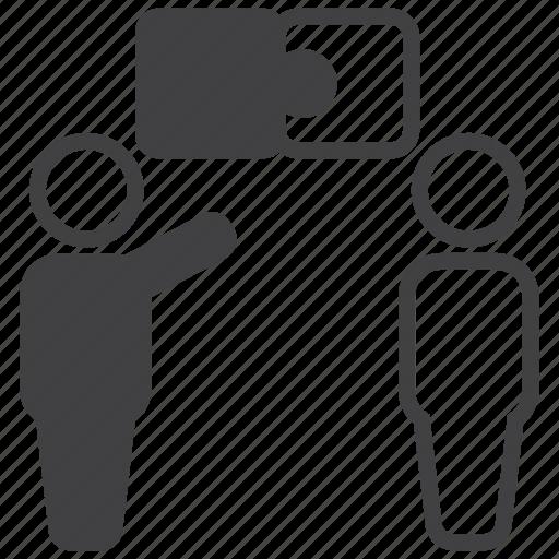 chat, communication, conversation, debate, discussion, speech icon