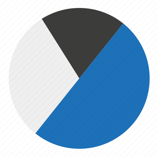 chart, pie chart icon