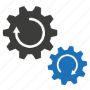 gear, preferences icon