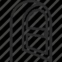 business, door, marketing, open door icon