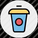 bin, delete, dustbin, garbage, remove, trash, trashcan icon