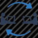 collaboration, responsibility, social, team, teamwork