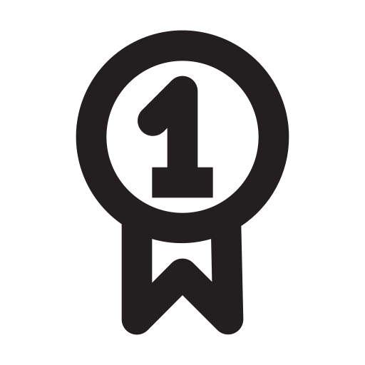 badged, business, management, media, presentation icon