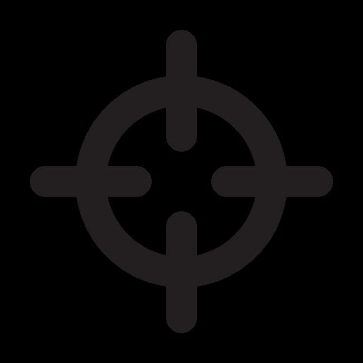 business, management, media, presentation, target icon