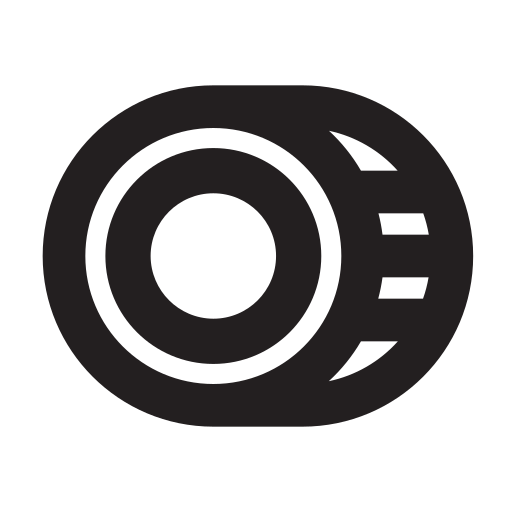 business, coin, management, media, presentation icon