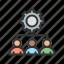 management, option, setting