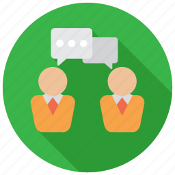 chat, conversation, dialogue icon