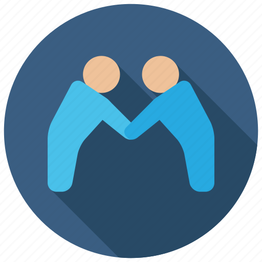 deal, handshake, partnership icon