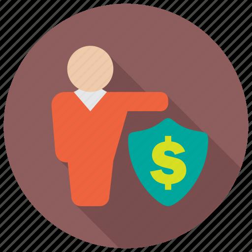 finance, financial, insurance, money icon