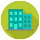 architecture, building, office icon