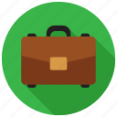 briefcase, business, portfolio icon