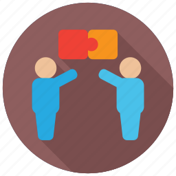 plugin, puzzle, solution, teamwork icon