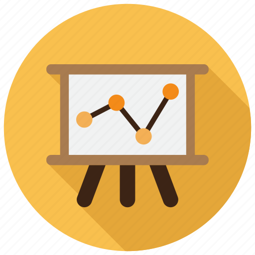 bar, diagram, infographic, statistics icon