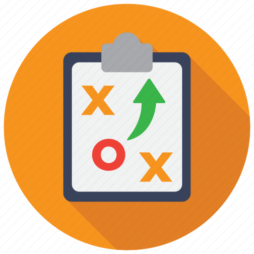 plan, solution, strategy icon