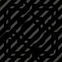 process, cog, gear, processing, arrows
