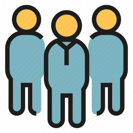 Colleague, group, people, teamwork, workmate icon - Download on Iconfinder