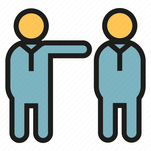 Colleague, meeting, people, workmate icon - Download on Iconfinder