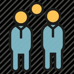 group, people, teamwork icon