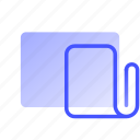 business, document, file, marketing, newspaper, reading, study icon