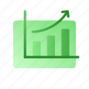 business, chart, data, graph, growth, marketing, strategy icon