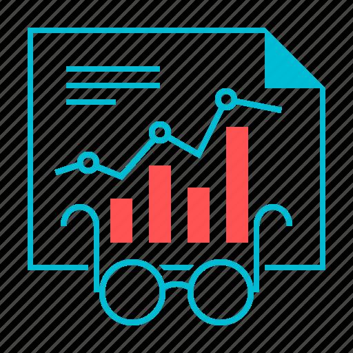 analysis, analytics, chart, data, diagram, statics, statistics icon