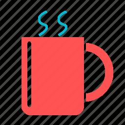 break, coffe break, coffee, cup, drink, hot, tea icon