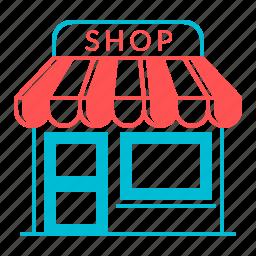 commerce, ecommerce, sale, shop, store icon