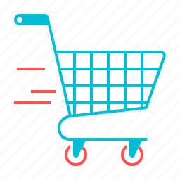 buy, commerce, ecommerce, sale, shopping, trolley icon