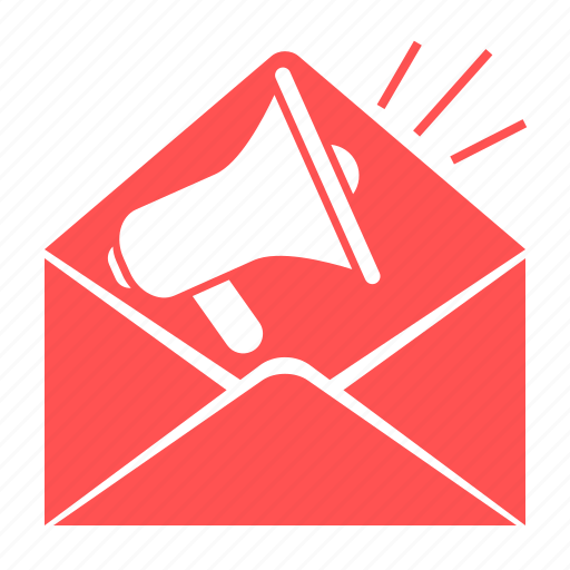 e-mail, email, envelope, mail, marketing, message, send icon
