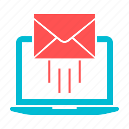 e-mail, email, envelope, letter, mail, marketing, message icon