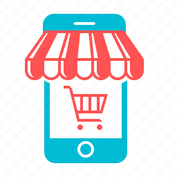 buy, ecommerce, marketing, mobile, phone, shop, smartphone icon