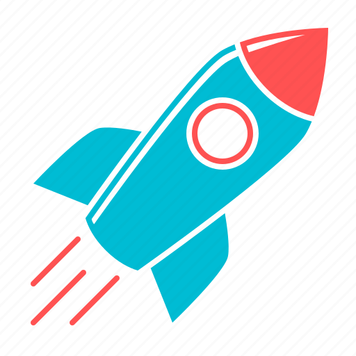 campaign, launch, mission, rocket, spaceship, startup icon