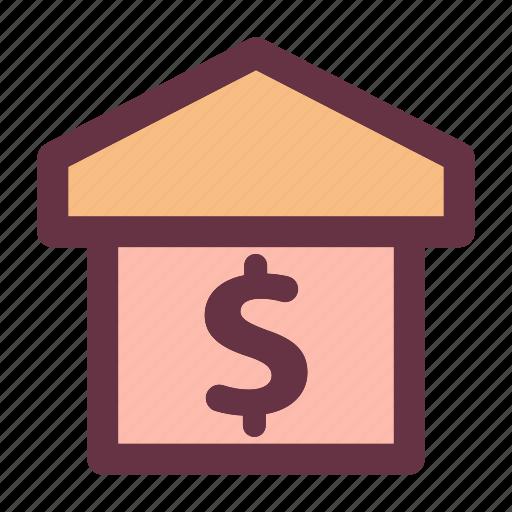 Bankestate, business, marketing icon - Download on Iconfinder