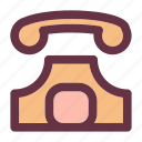 business, call, phone, service icon