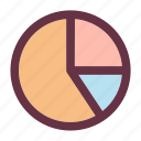 business, chart, graph, statistics icon