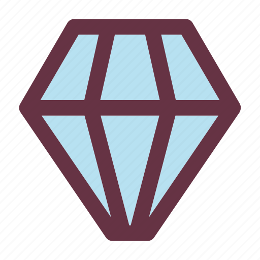 business, diamond, finance, jewelry, profit icon