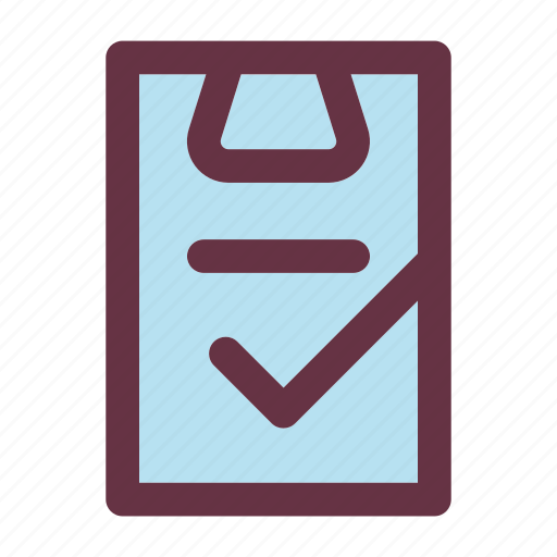 business, list, management, note icon