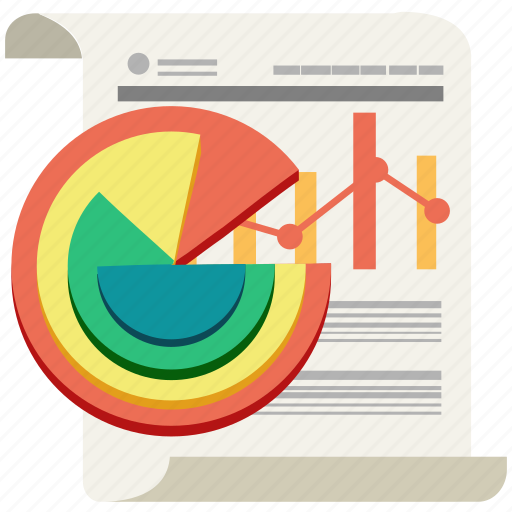 analytics, business, chart, data, marketing, processing, statistics icon