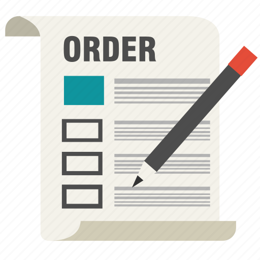 Image Gallery order form icon