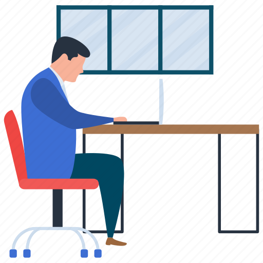 'Business Meetings, Discussions, Work in Progress, Office' by Vectors Market