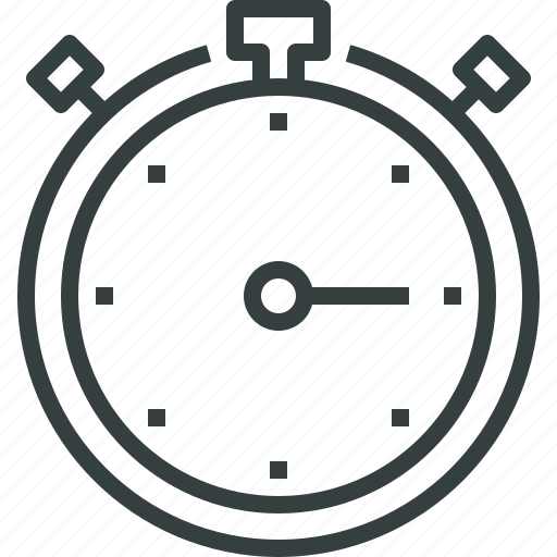 clock, fast, quick, stopwatch, time, timer, watch icon