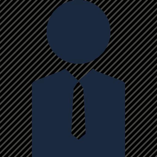 business, man, person, sales, success icon