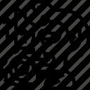awake, development, improve, ability, capacity icon