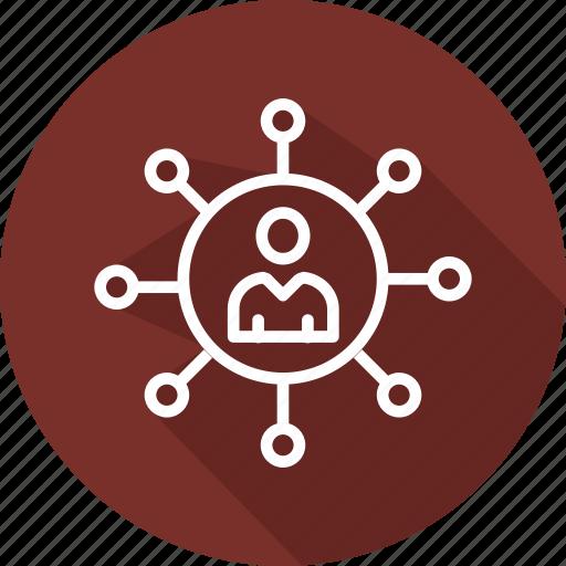 abilities, business, communication, motivation, skills icon