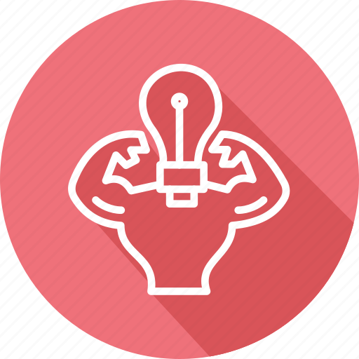 business, discipline, motivation, physical, skills icon
